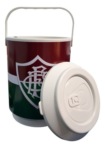 Coolerball Cooler Fluminense 10 Latas