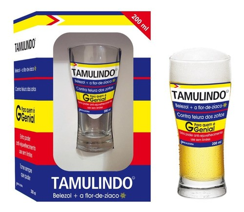 Copo Chopp 200 Ml Tamulindo