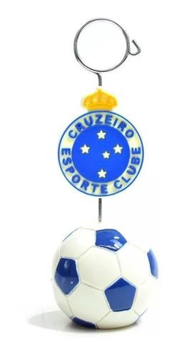 Porta Cartão E Foto Bola Cruzeiro