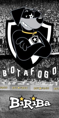 Toalha De Banho Veludo Botafogo