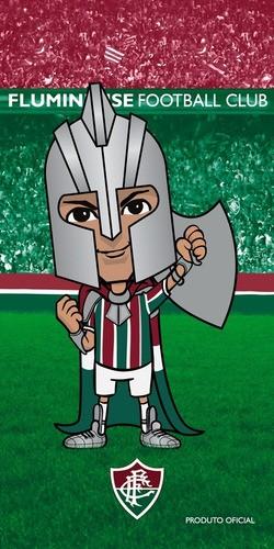 Toalha De Banho Veludo Fluminense