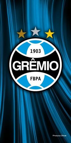 Toalha De Banho Veludo Grêmio