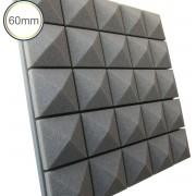 Espuma acústica Difusor - Q3 - Kit 4 peças - (1m²)