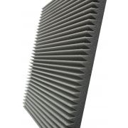 Espuma acústica Linha REV - W - Kit 4 peças - (1m²) - 30mm