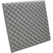 Espuma acústica perfilada - Kit 4 peças - 50mm - (1m²)