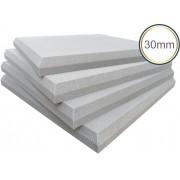 Espuma Acústica - REV - P - Colorida Pigmentada - Kit 4 peças (1m²) 30mm