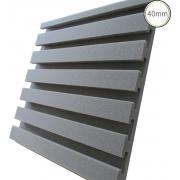 Espuma Acústica - REV - R2 - Kit 4 peças - (1m²)