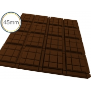 Espuma acústica Revest - Cubo - Kit 4 peças - Colors - (1m²)