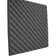 Espuma Acústica perfilada - Kit 8 peças - 30mm - (2m²)