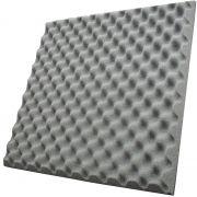 Espuma Acústica perfilada - Kit 8 peças - 40mm - (2m²)