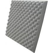 Espuma Acústica perfilada - Kit 8 - 50mm - Kit 8 peças (2m²)