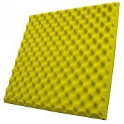 Espuma perfilada - Kit 8 peças - Amarelo-40mm (2m²)