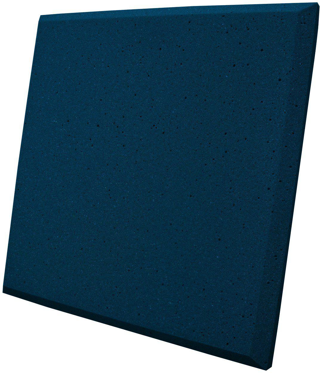 Espuma acústica Linha REV - P - Azul - Kit 4 peças (1m²) 30mm  - Loja SPL Acústica
