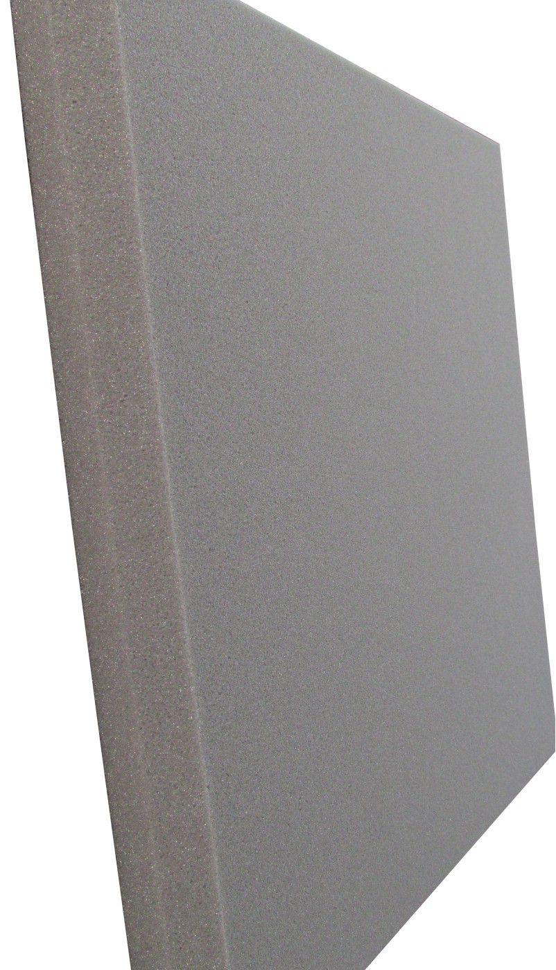 Espuma acústica Linha REV - P - Kit 4 peças (1m²) 30mm  - Loja SPL Acústica
