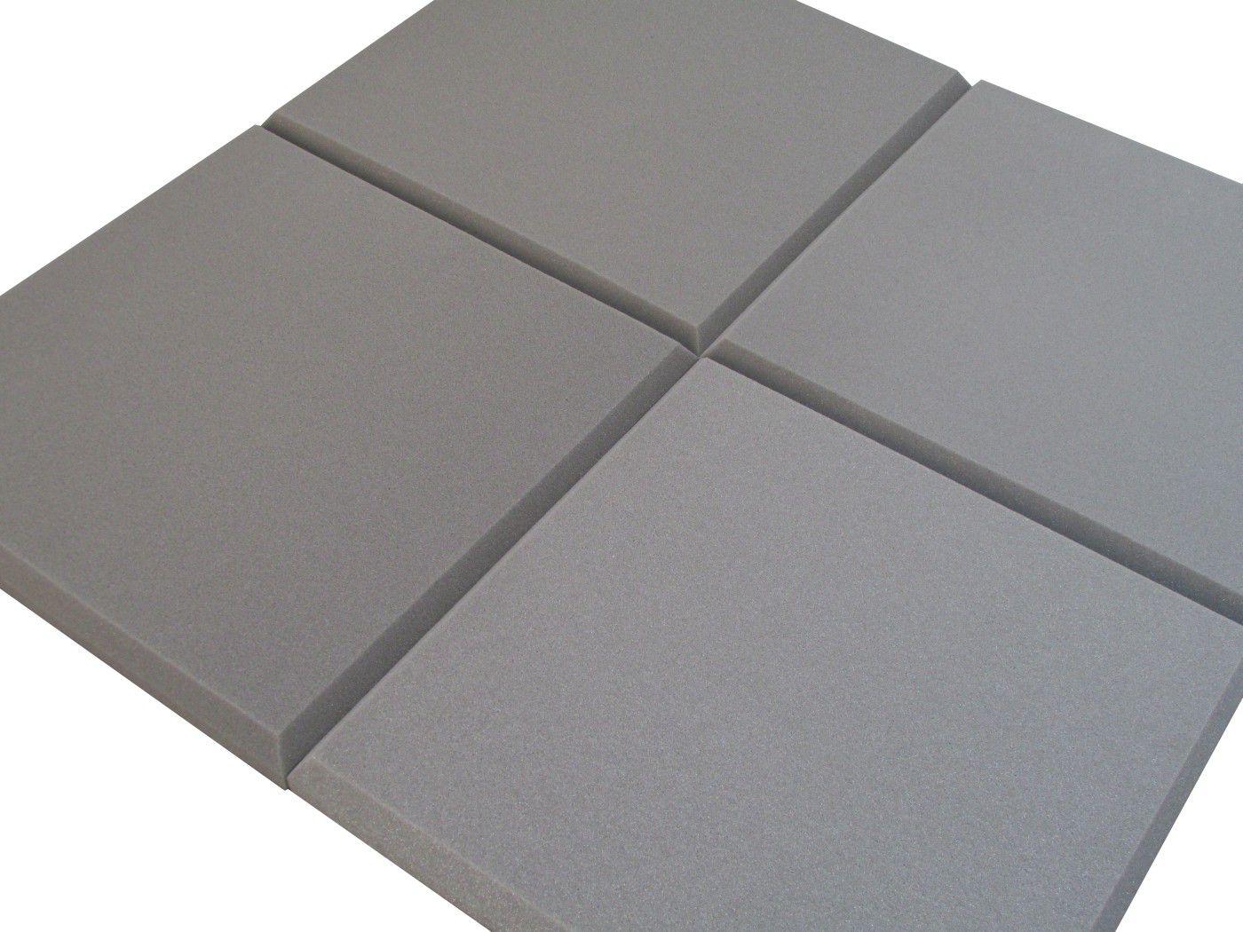 Espuma acústica Linha REV - P - Kit 4 peças (1m²) 60mm  - Loja SPL Acústica