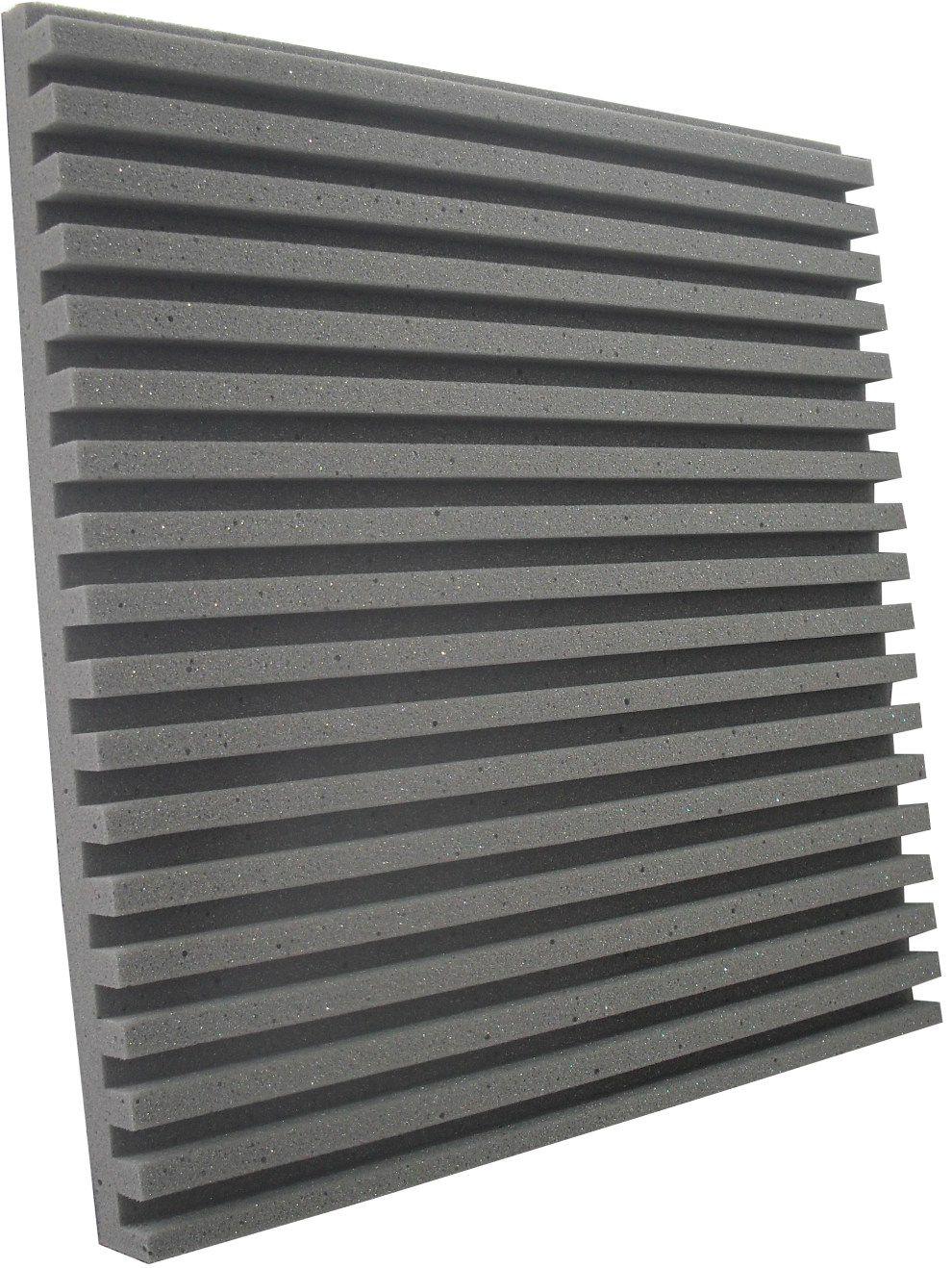 Espuma acústica Linha REV - R - Kit 8 peças (2m²)  - Loja SPL Acústica