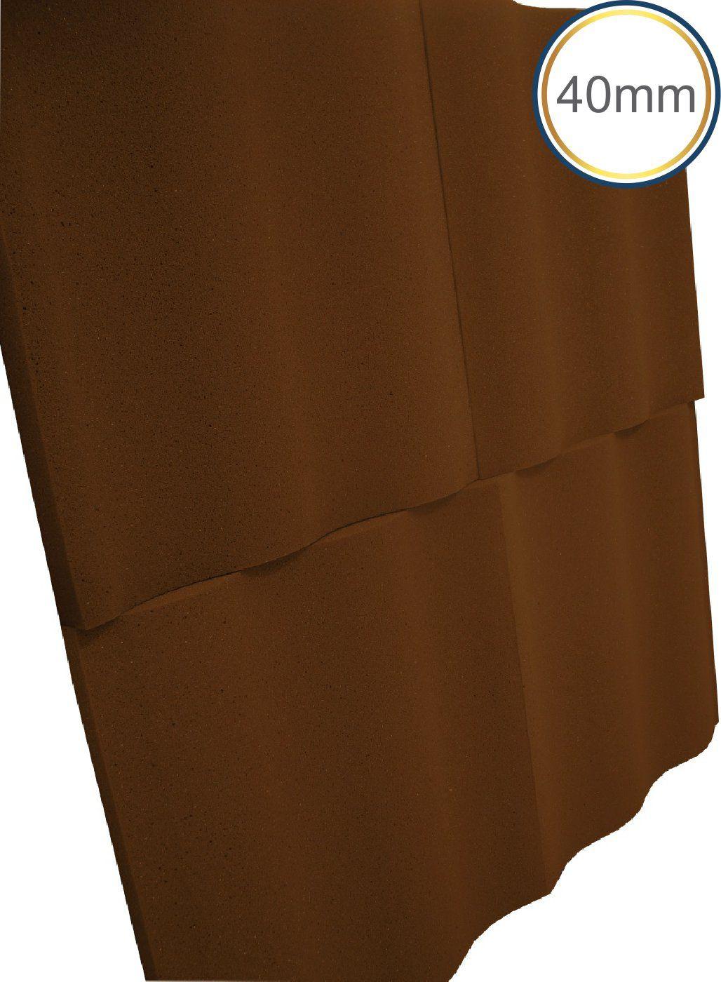 Espuma Acústica - REV - SS - Colorida Pigmentada - Kit 4 peças (1m²)  - Loja SPL Acústica