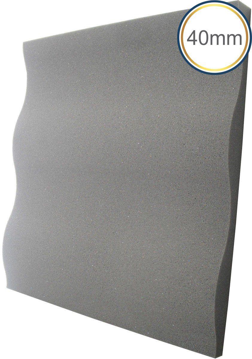 Linha REV - SS - Kit 4 peças (1m²) - Cinza  - Loja SPL Acústica