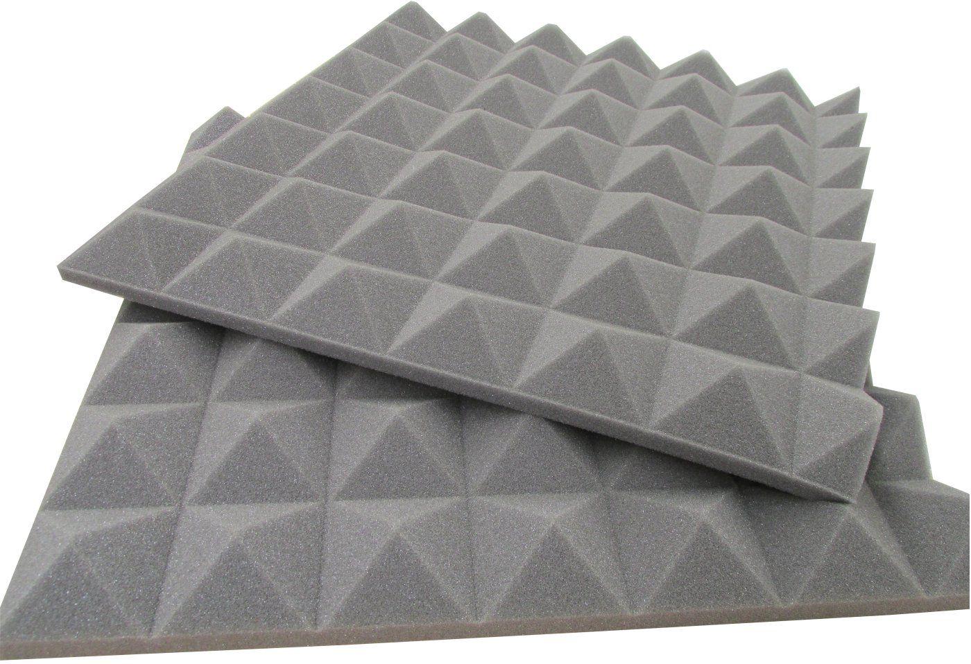 Espuma acústica Linha REV - T2 - Kit 4 peças - (1m²)  - Loja SPL Acústica