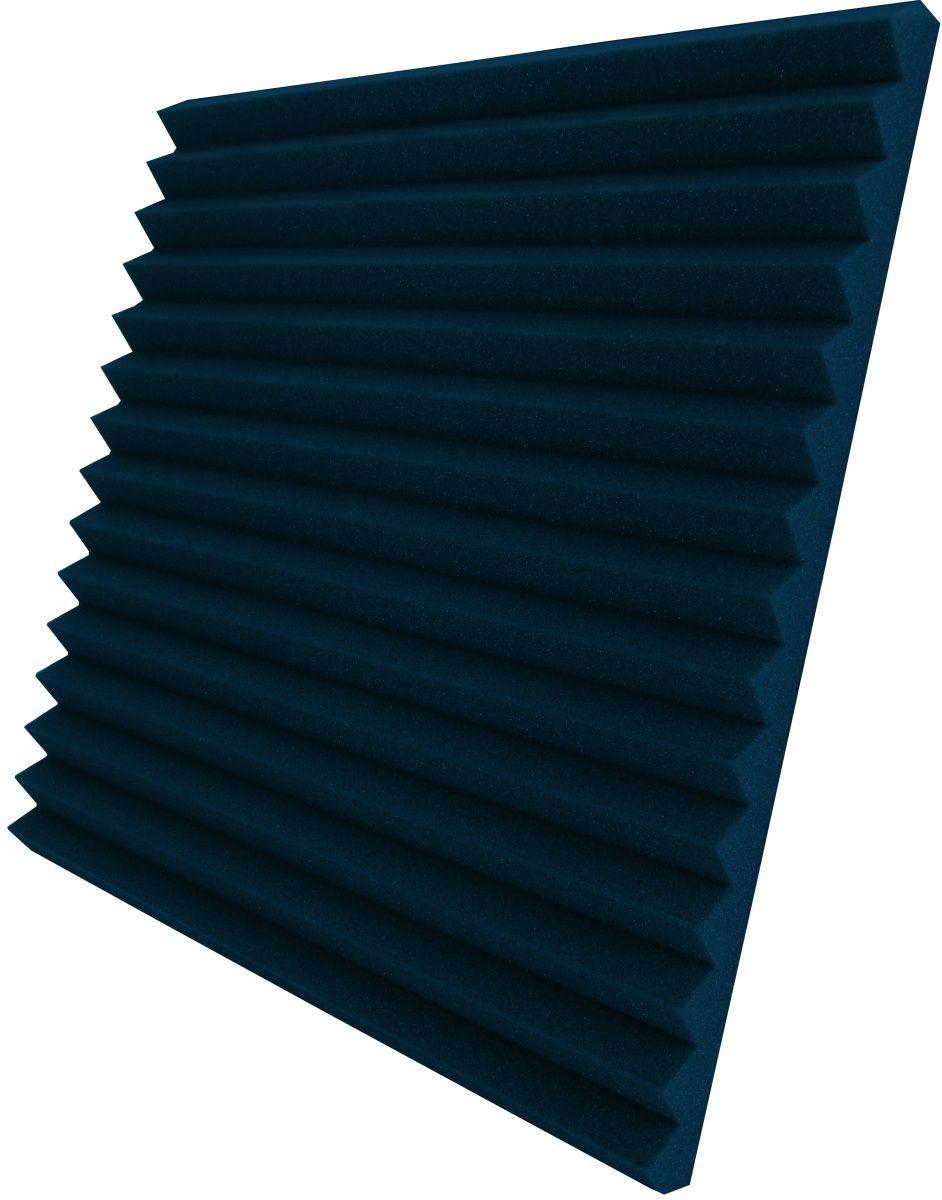 Espuma acústica Linha REV - W2 - Azul - Kit 8 peças (2m²)  - Loja SPL Acústica
