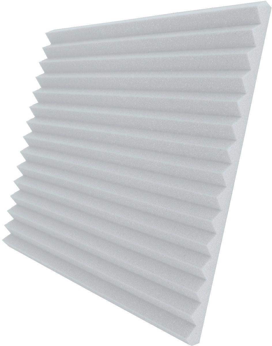 Espuma acústica Linha REV - W2 - Branco Gelo - Kit 4 peças (1m²)  - Loja SPL Acústica