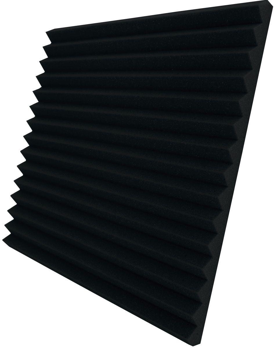 Espuma acústica Linha REV - W2 - Preto - Kit 4 peças (1m²)  - Loja SPL Acústica