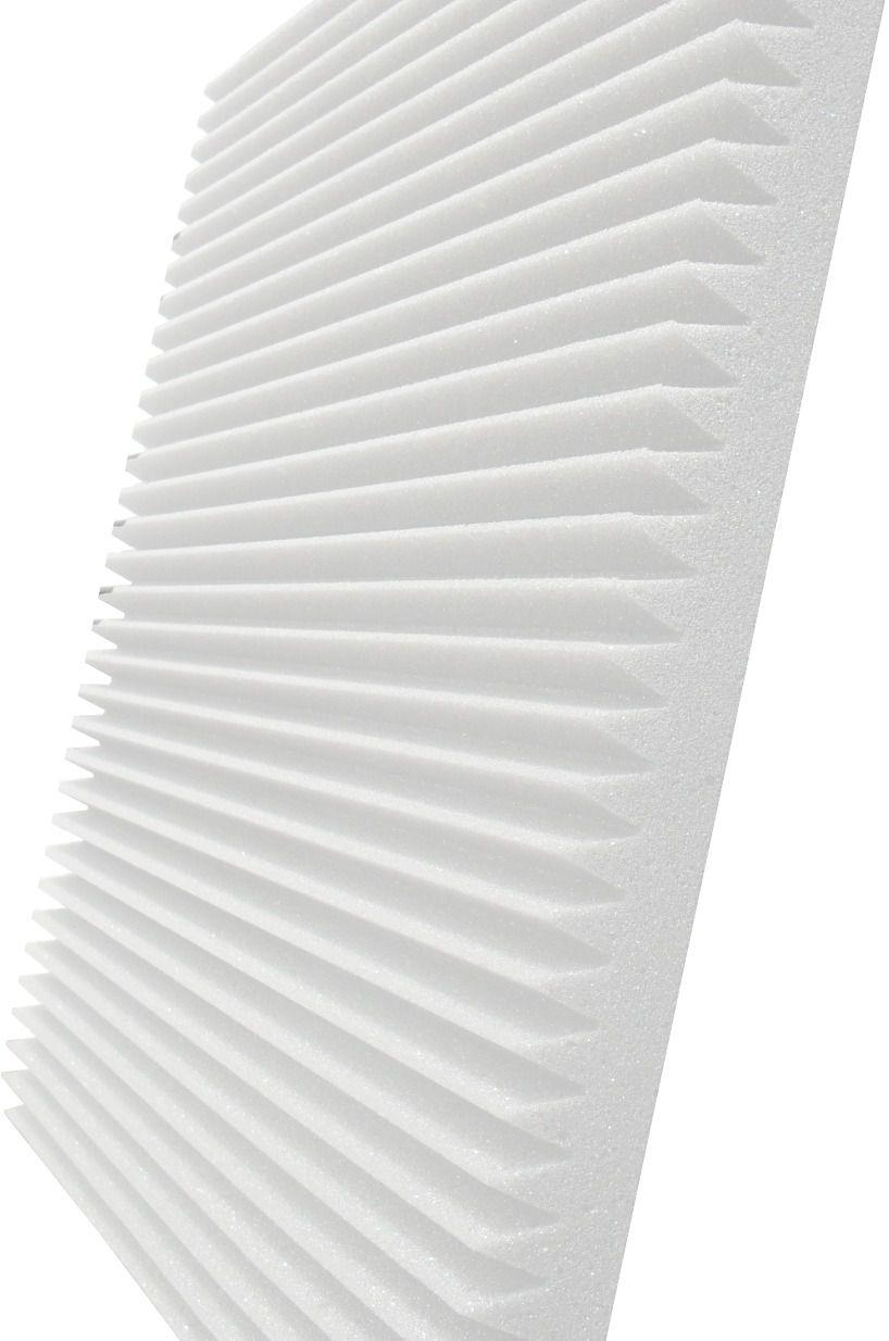 Espuma acústica REV - W - Branco Gelo - Kit 4 peças (1m²) - 30mm  - Loja SPL Acústica