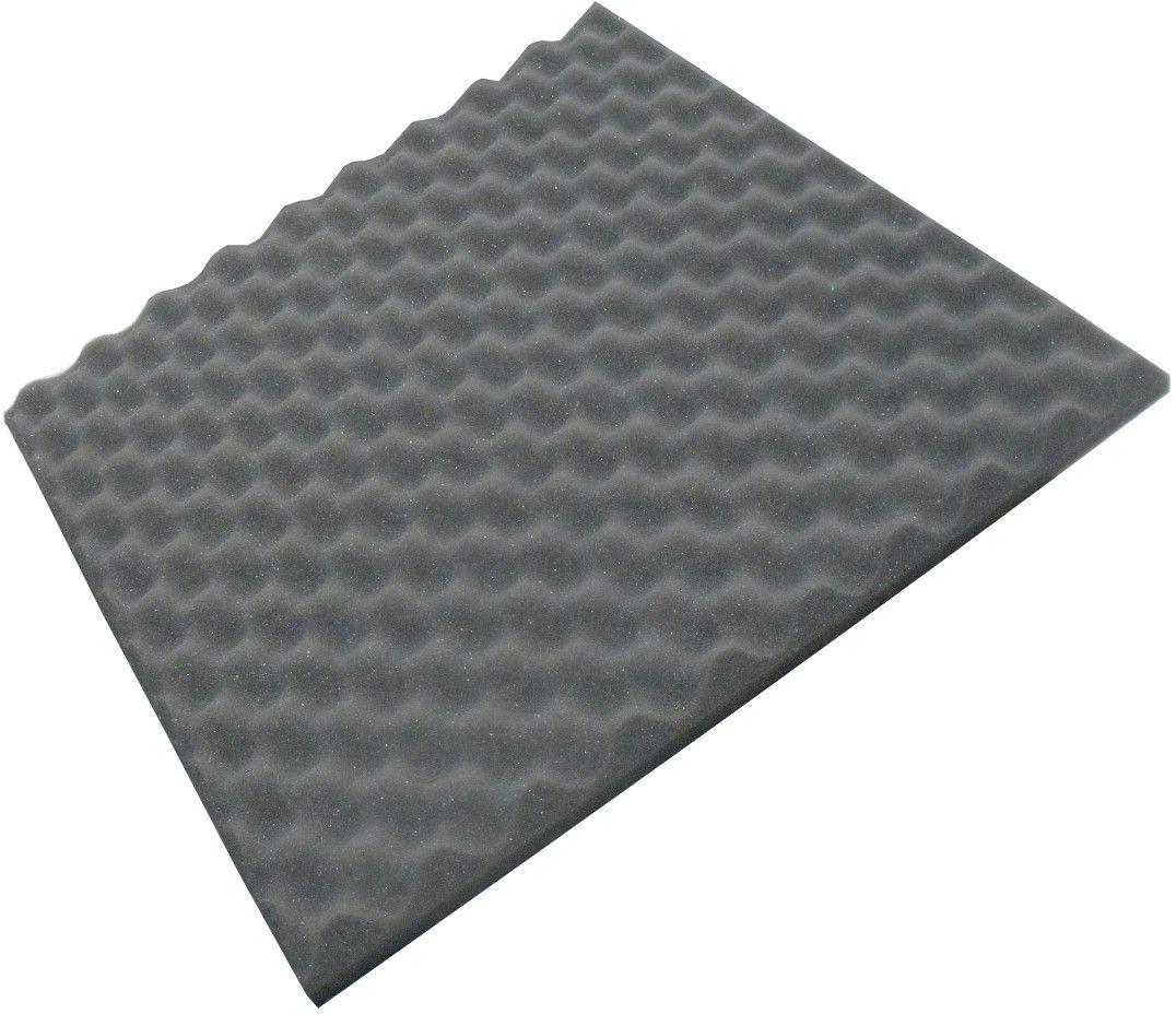 Espuma Acústica perfilada - Kit 4 peças - 30mm - (1m²)  - Loja  SPL Acústica
