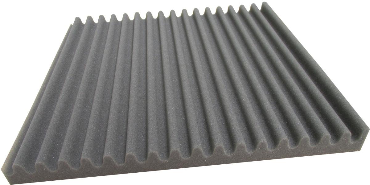 Espuma Acústica - REV S - Kit 4 peças - (1m²) - 30mm  - Loja SPL Acústica
