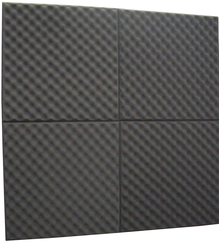 Espuma Acústica perfilada - Kit 8 peças - 30mm - (2m²)  - Loja SPL Acústica