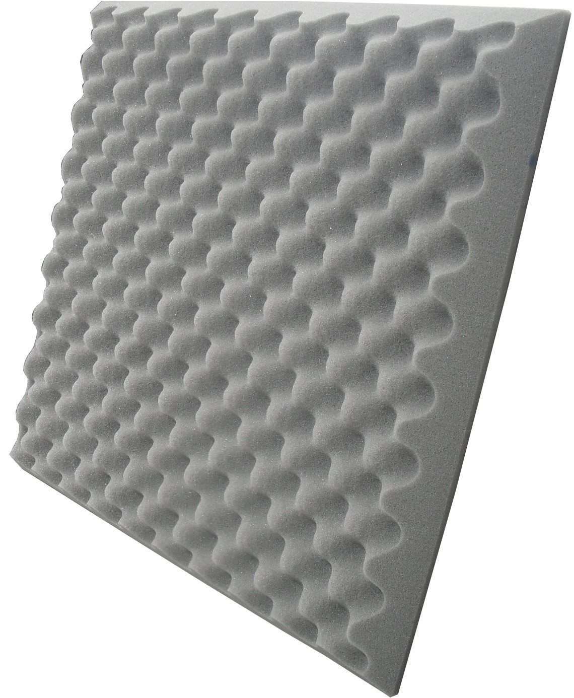 Espuma Acústica perfilada - Kit 8 - 50mm - Kit 8 peças (2m²)  - Loja SPL Acústica