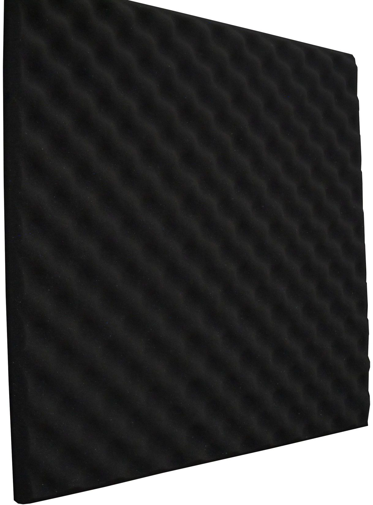 Espuma perfilada - Kit 8 peças - Preto-30mm-(2m²)  - Loja SPL Acústica