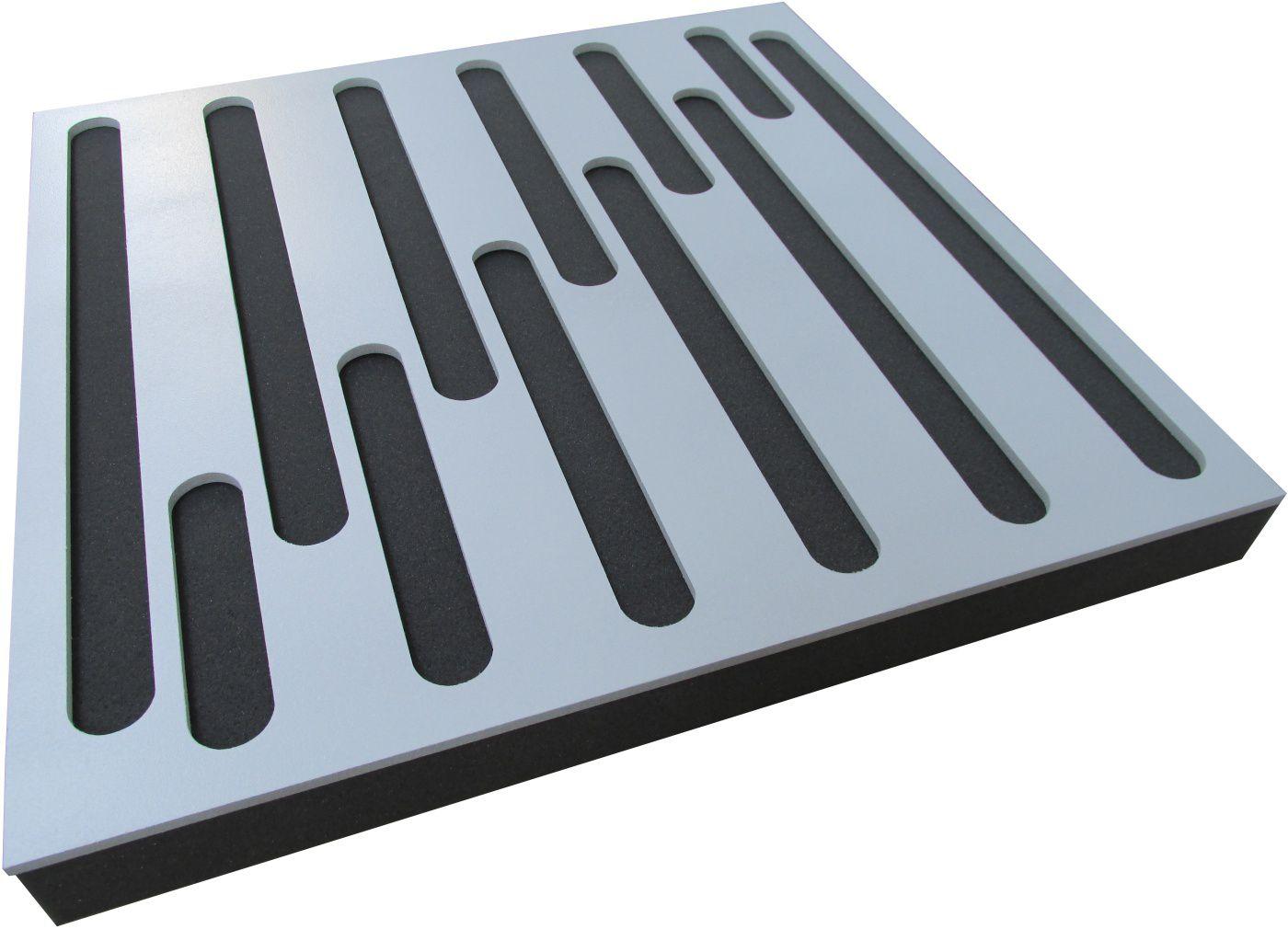 Painel Acústico Linha Rev Decor - D 3 - (Valor para 2 peças)  - Loja SPL Acústica
