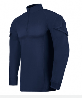 Camisa de Combate Invictus Operator Azul Aviator