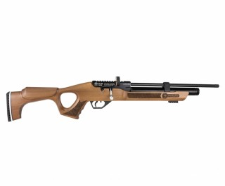 Carabina de Pressão PCP Hatsan Flash Wood 6,35mm