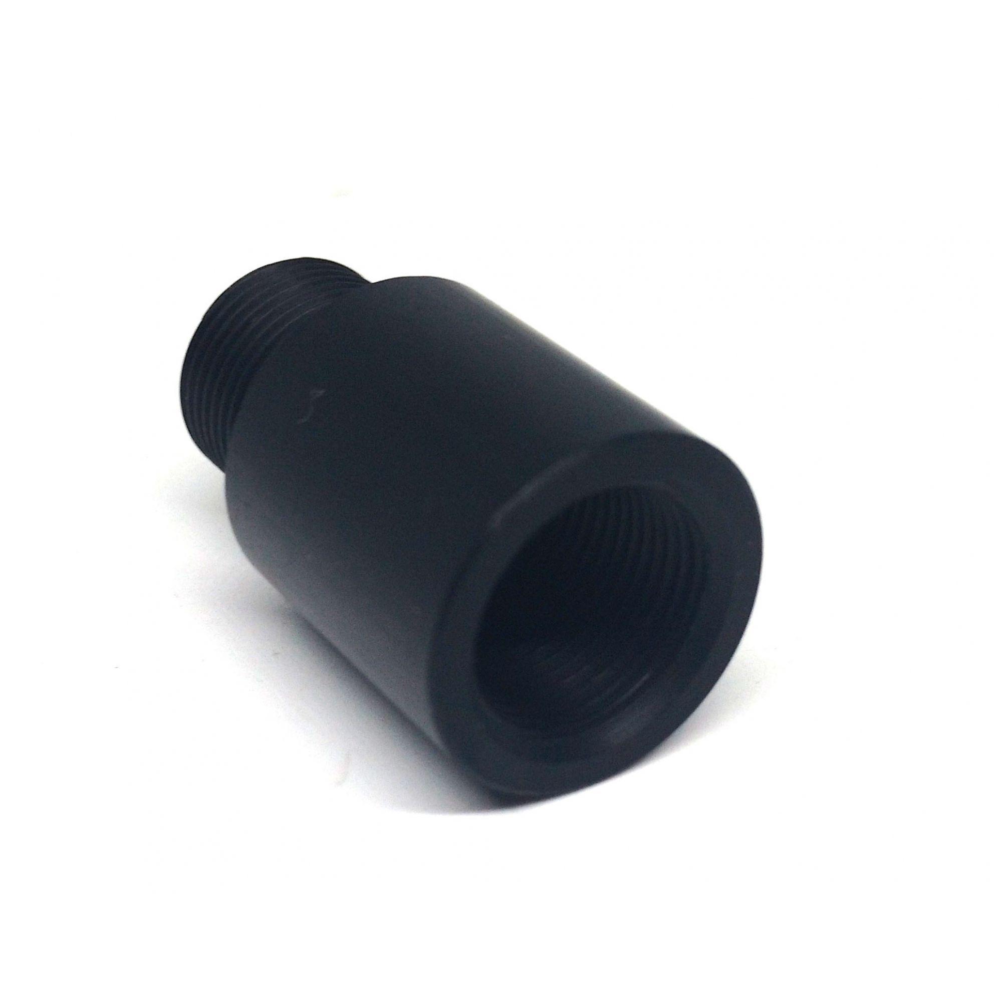 Adaptador Rosca Direita Interna Esquerda Externa Silenciador