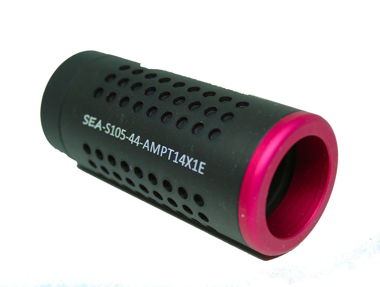 Amplificador Furado 105×44 Rosca Esquerda