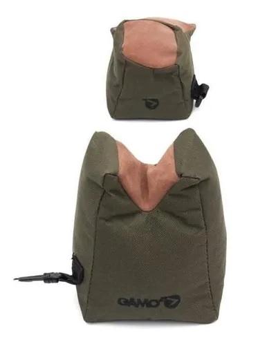 Apoio Para Tiro Esportivo Gamo Saco Bag Duplo Tipo II