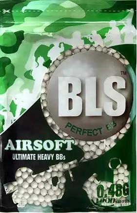 BBS BLS 0,48g com 1000 Und.