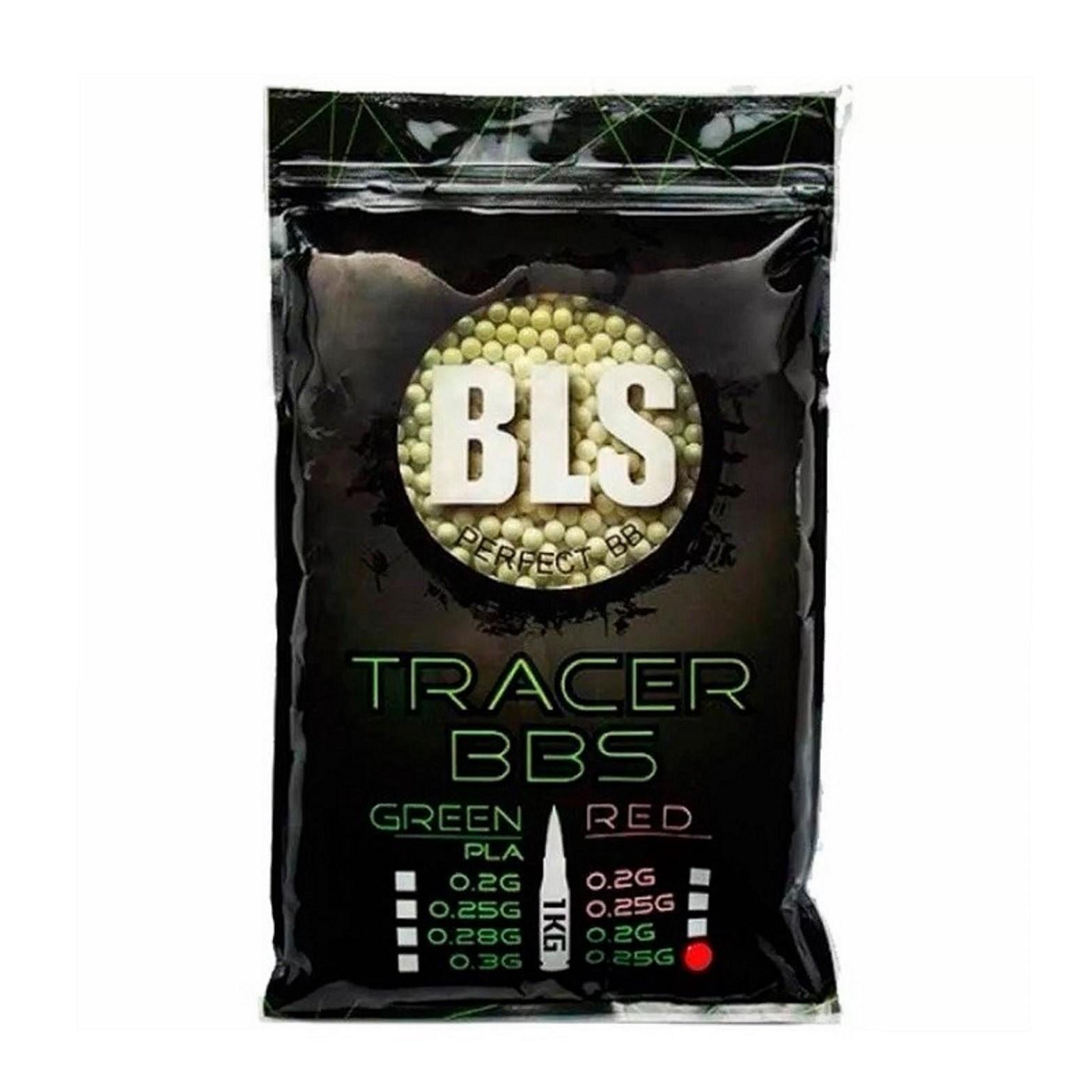 BBS BLS Tracer Green 0,25g com 4000 unidades