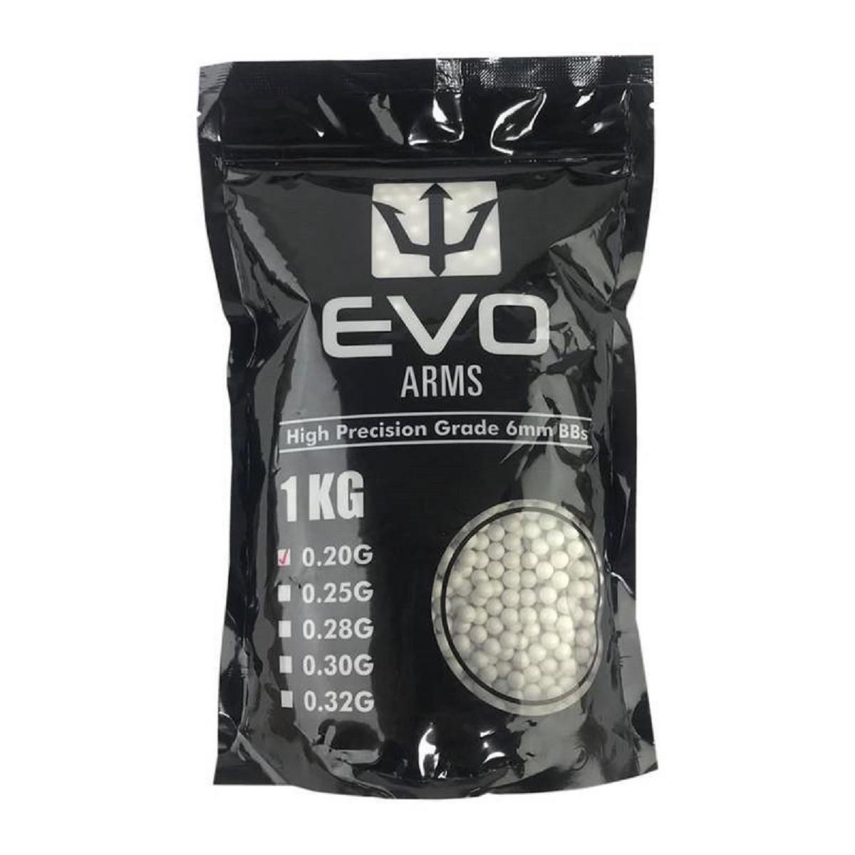 Bbs EVO 0,20 g com 5000 Unidades