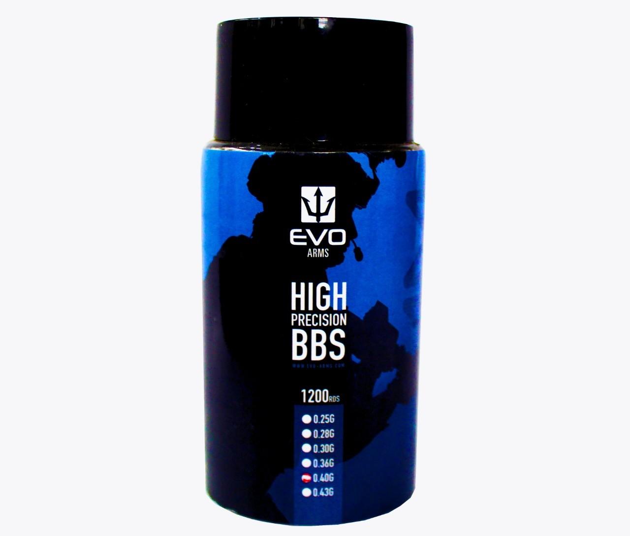 Bbs EVO 0,40 g com 1200 Unidades