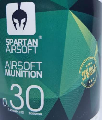 Bbs Spartan 0,30