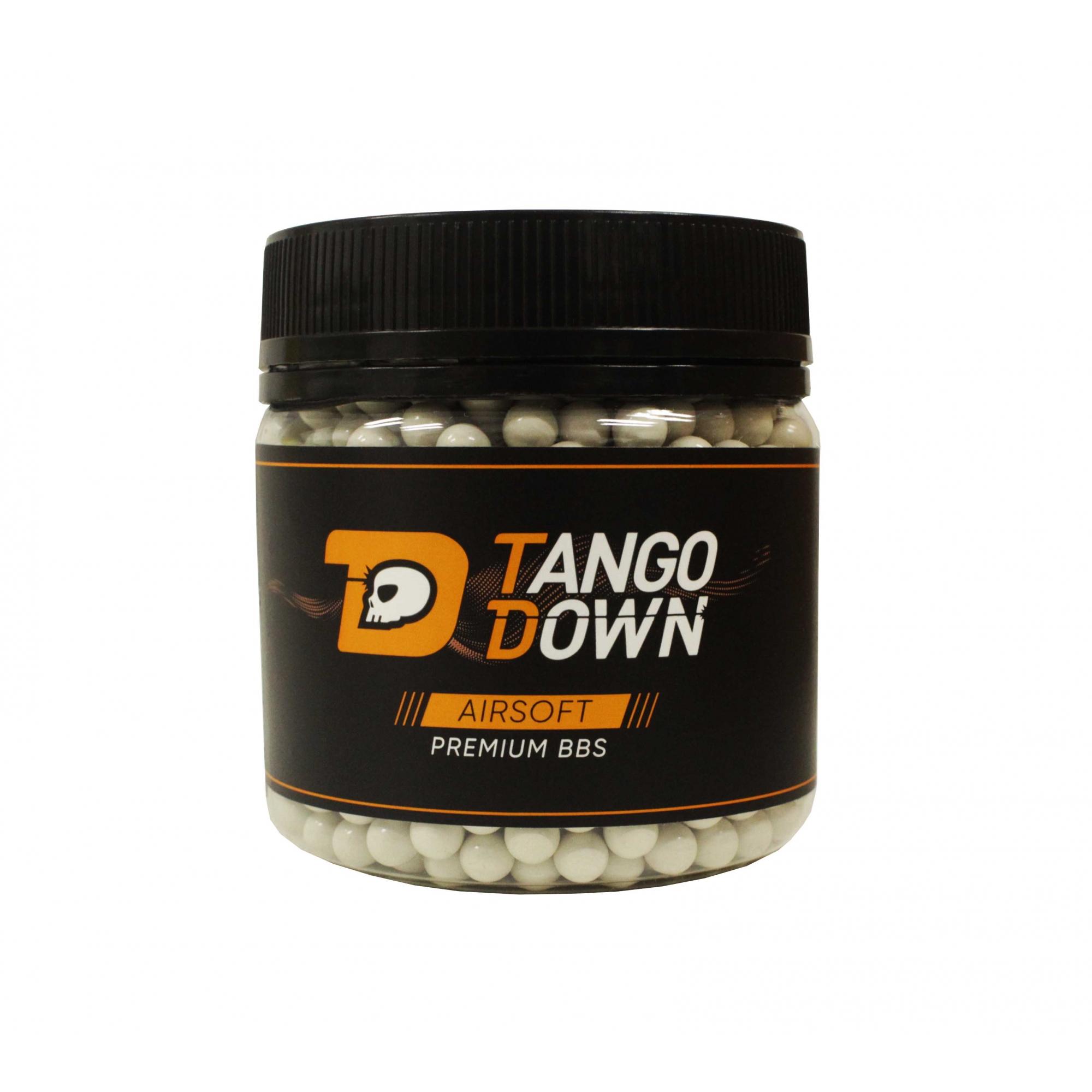 BBS Tango Down 0,45 com 1000 Unidades
