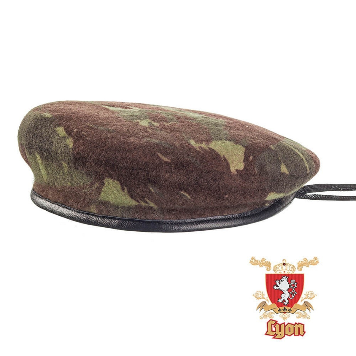 Boina Militar Invictus Camuflada EB Lyon Original