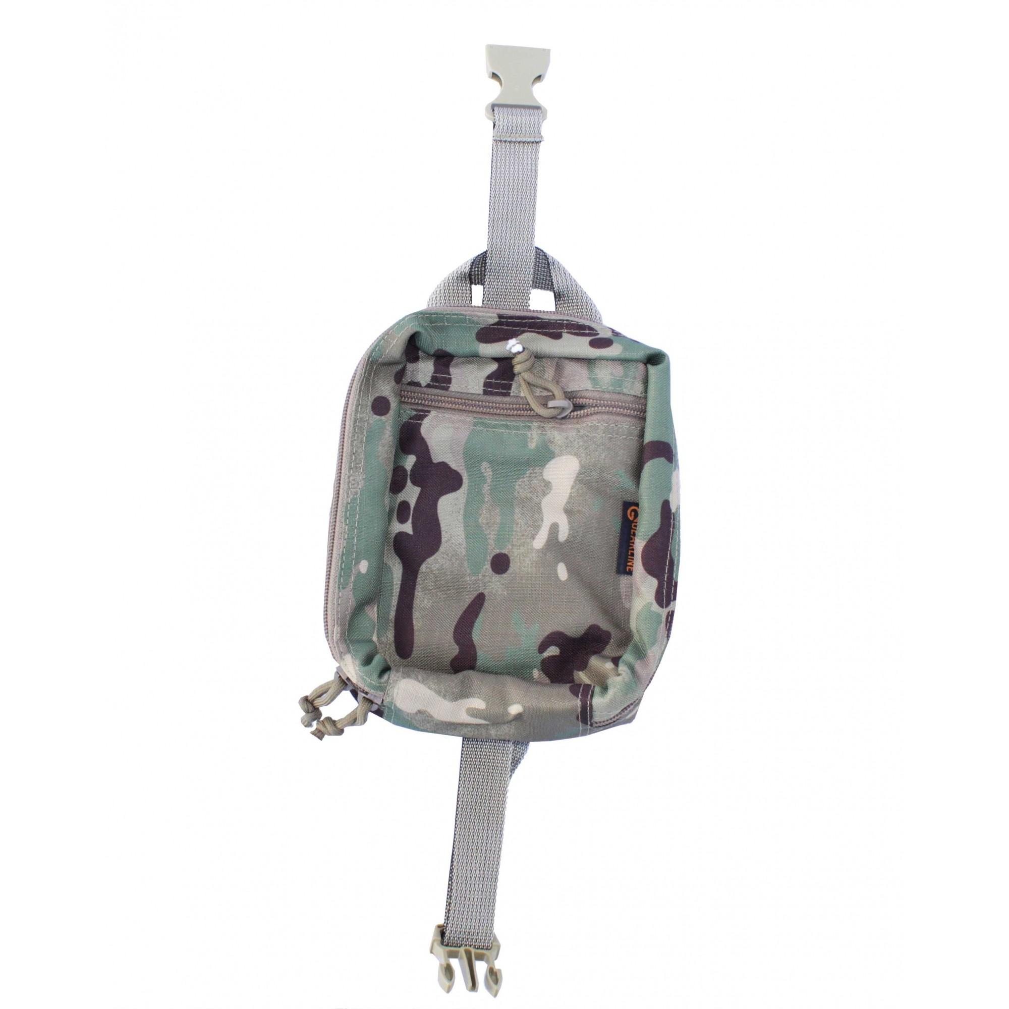 Bolso Saque Rápido Modular Multicam Com Plataforma Destacavél