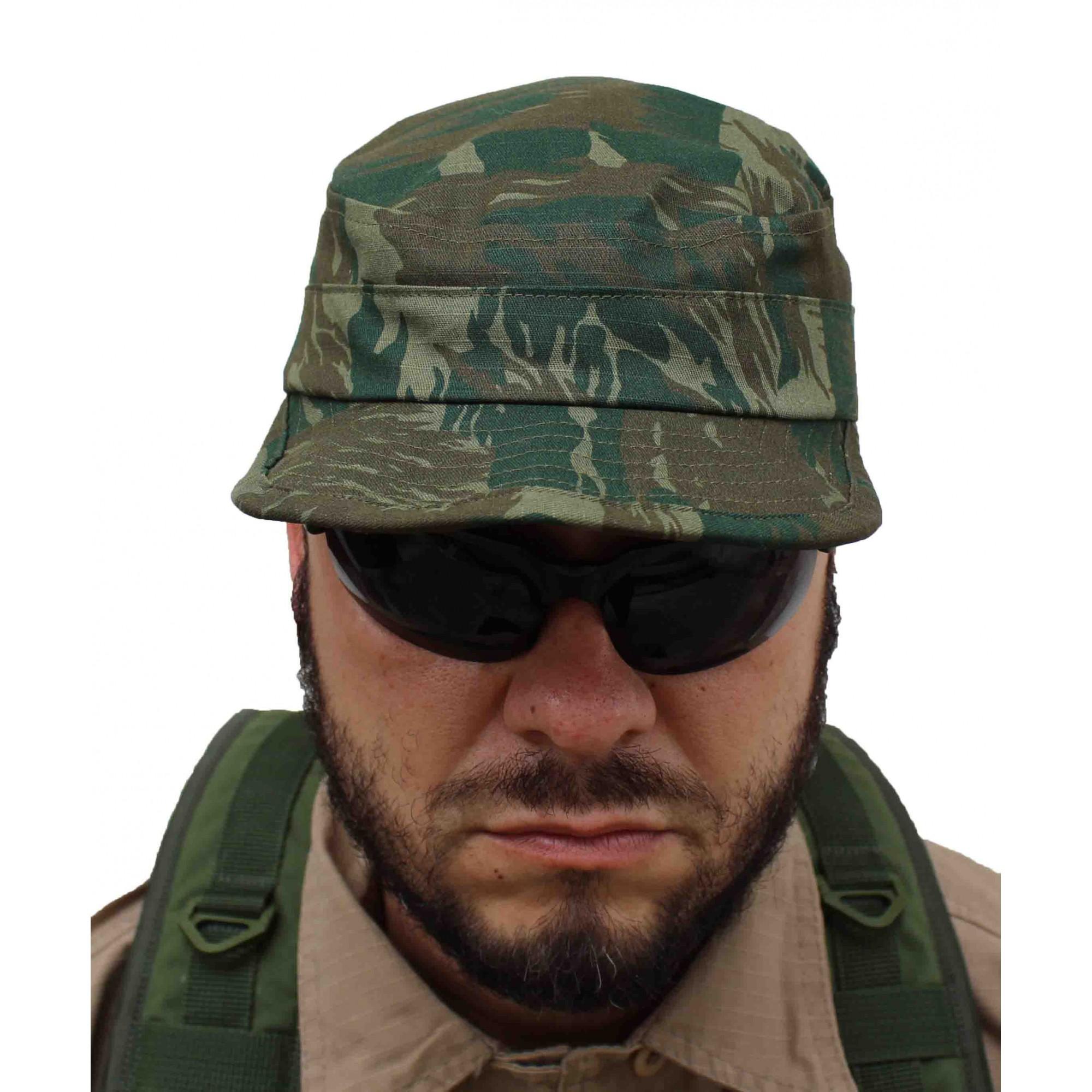 Boné Patrol Camuflagem Exército Brasileiro