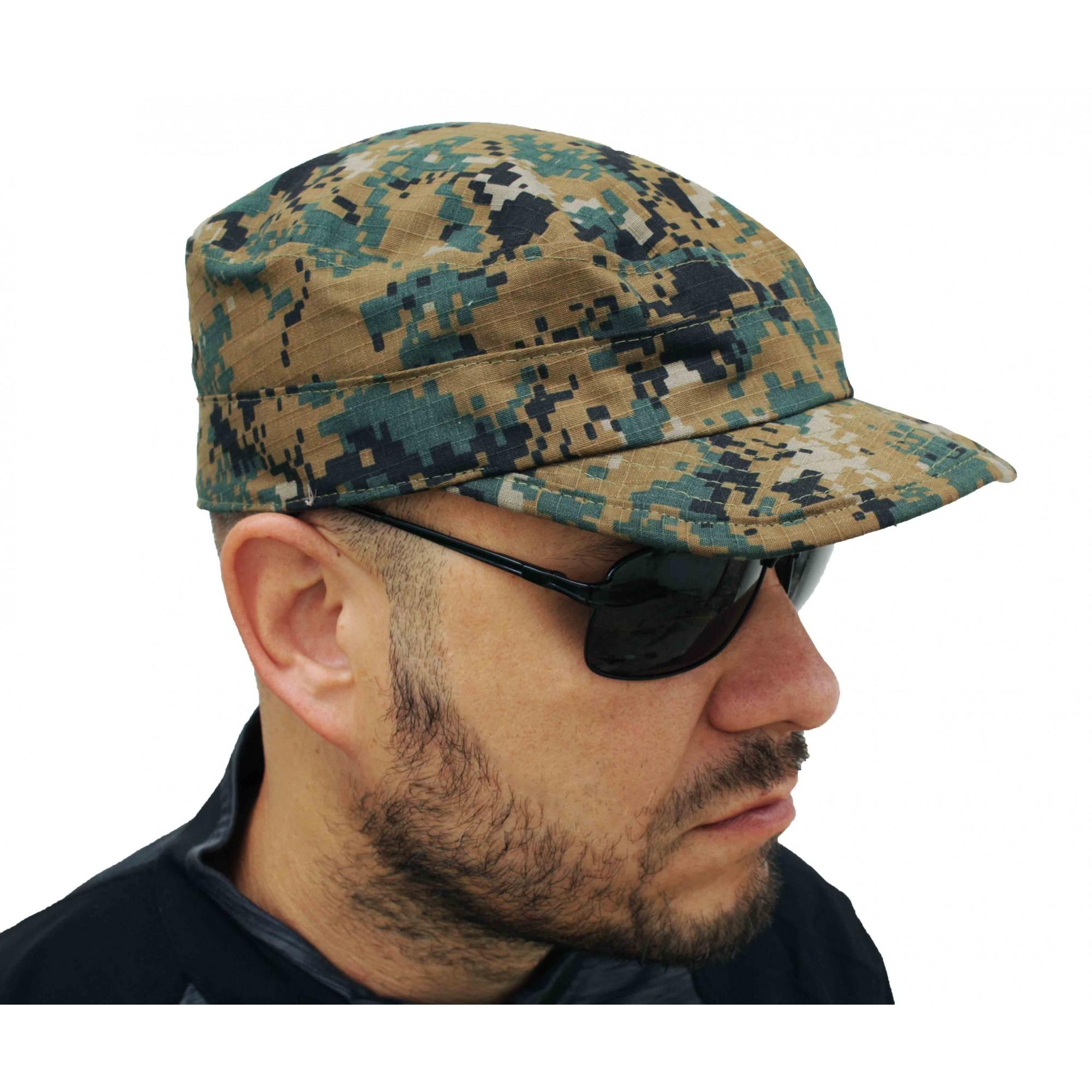 Boné Patrol Digital Marines