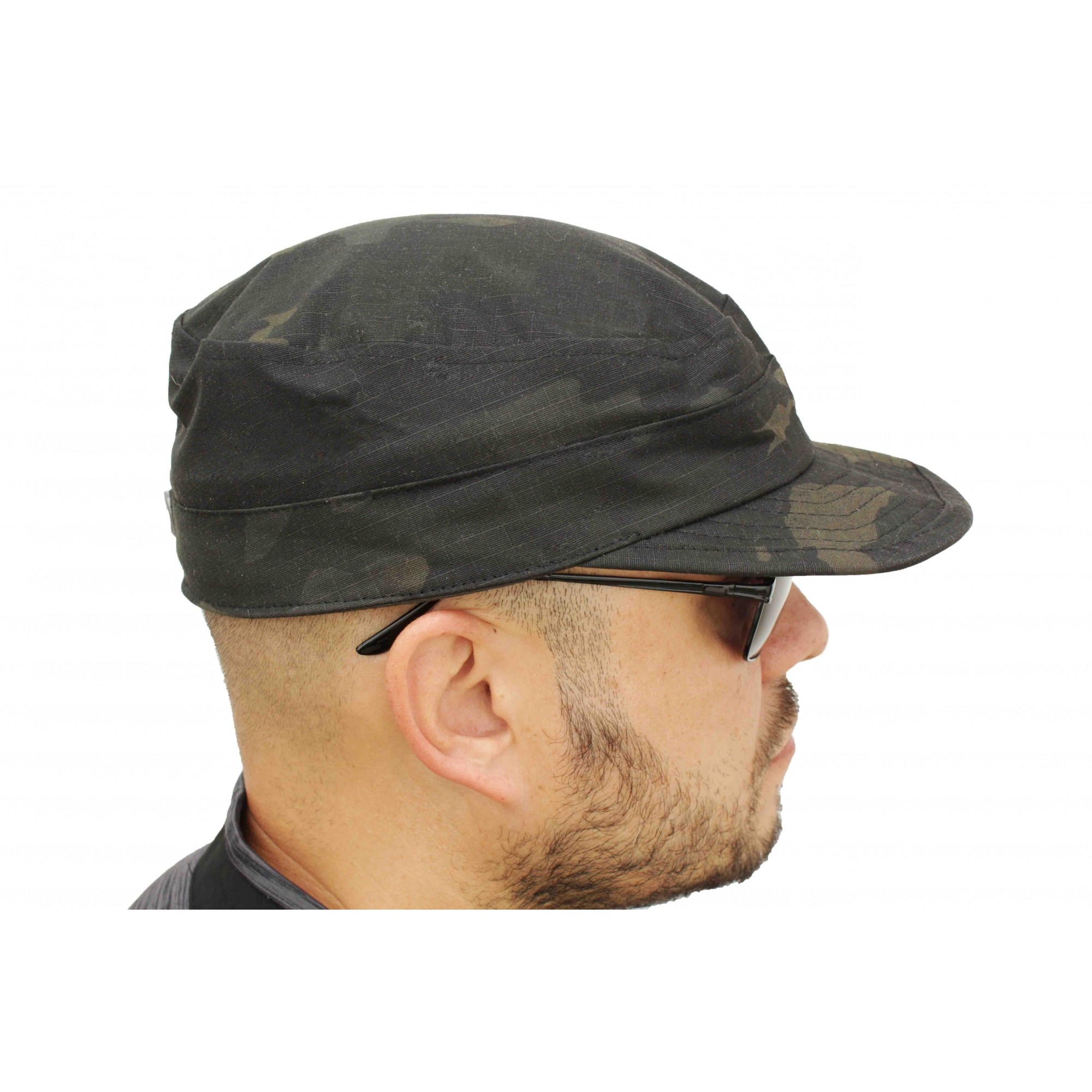 Boné Patrol Multicam Black