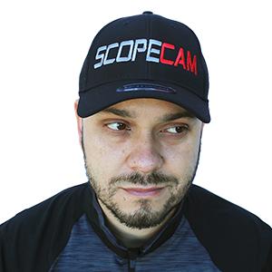 Boné Scopecam